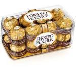 picture of Ferrero rocher Italian brand in the UK supermarkets