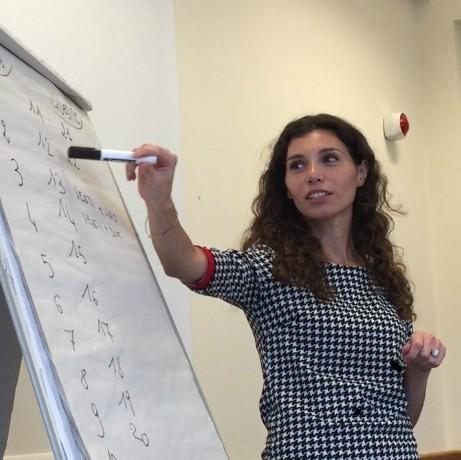 Francesca Italian Course Southampton