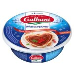 picture of Galbani mascarpone Italian brand in the UK supermarkets