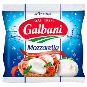 picture of galbani mozzarella Italian brand in the UK supermarkets