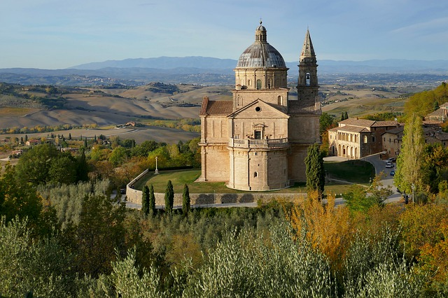 San Biagio church Montepulciano amongst best things about living in Italy