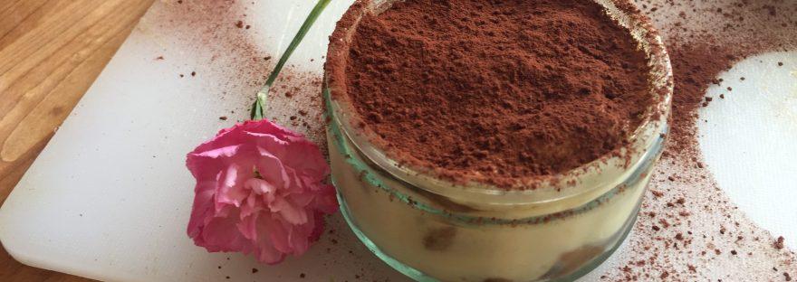 picture of tiramisu made with original tiramisu recipe