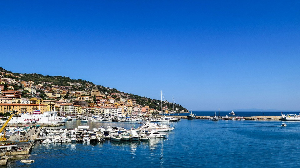 picture of porto santo stefano one of the best beaches in italy
