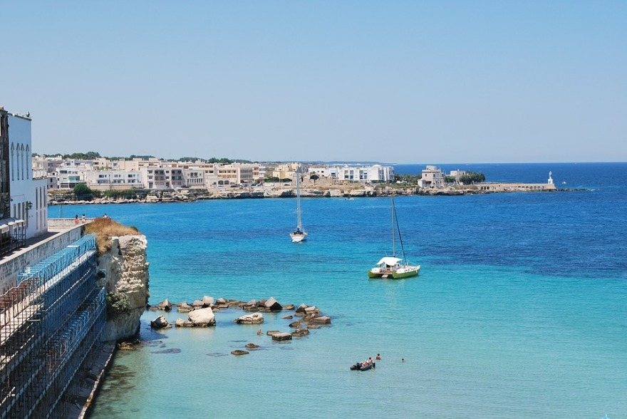 picture of the best beaches in italy