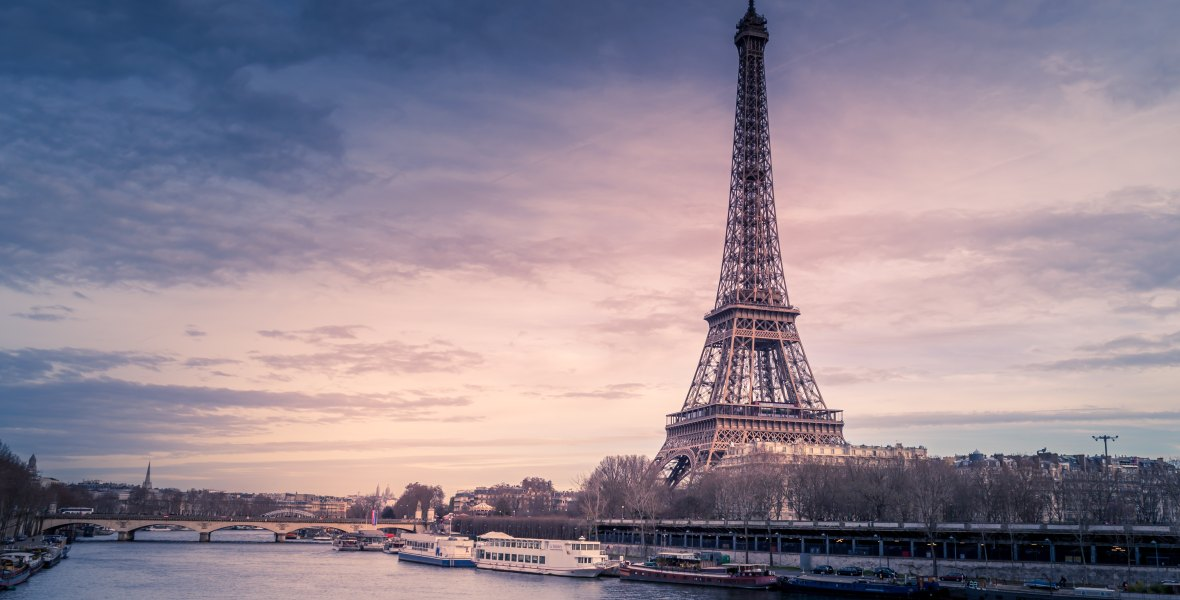 French courses in Southampton Eiffel Tower
