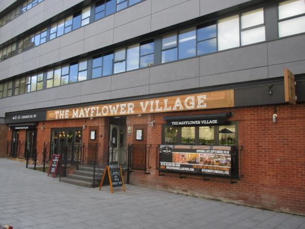 mayflower village